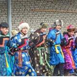 Районный конкурс «Ёхор»,посвященный национальному празднику «Сагаалган-2016»