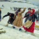 Федот Сычков. С гор. 1910 год