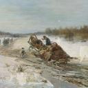 Рудольф Френц. Масленица. XIX век