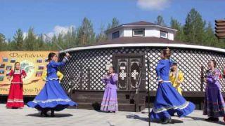 Детский фестиваль гуннской культуры