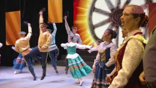 "МАУ Театр народной музыки и танца ""Забава"", ""Ковано колесо"""