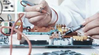 Профессия: электронщик